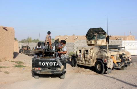 كتلة سنية تطالب بمنصب وزارة الدفاع العراقية